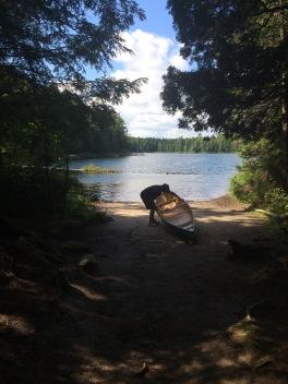 Acme Lake Then ...
