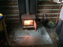 Dear wood stove, I love you.