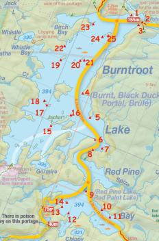 Burntroot Lake