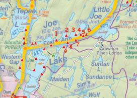 Joe Lake - East Arm