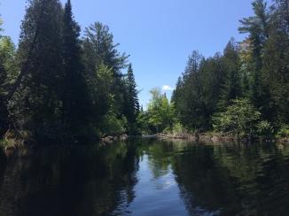 (Very) Little Mink Lake