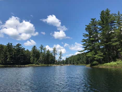 Casey Lake.