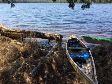 At least the canoe landing isn't terrible.