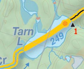 tarn lake