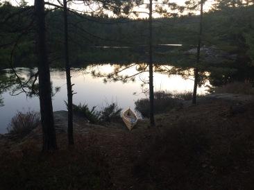 East canoe landing