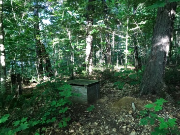 The elusive wild Algonquin Thunderbox