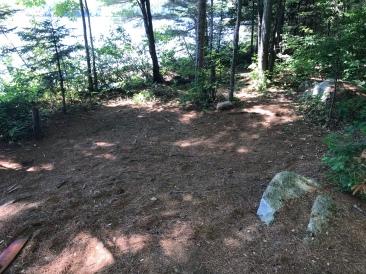 Tent spot 1