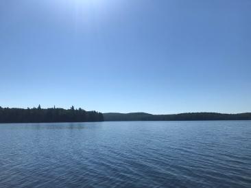 Three Mile Lake. Probably.