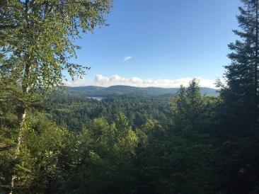 Bat Lake Lookout