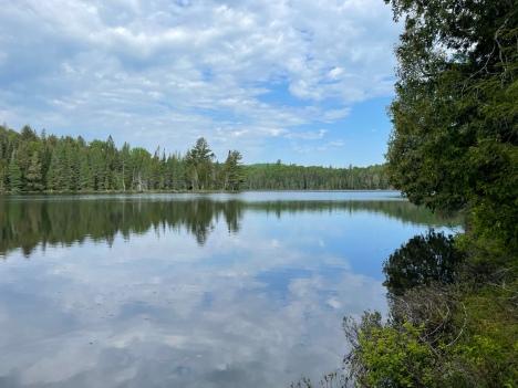 Titmouse Lake!