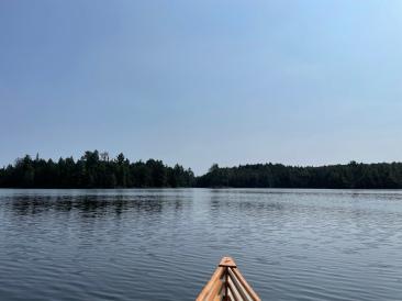 No room on bandit Lake