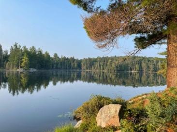 Hanes Lake