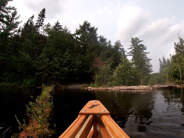 Weed to Islet Portage